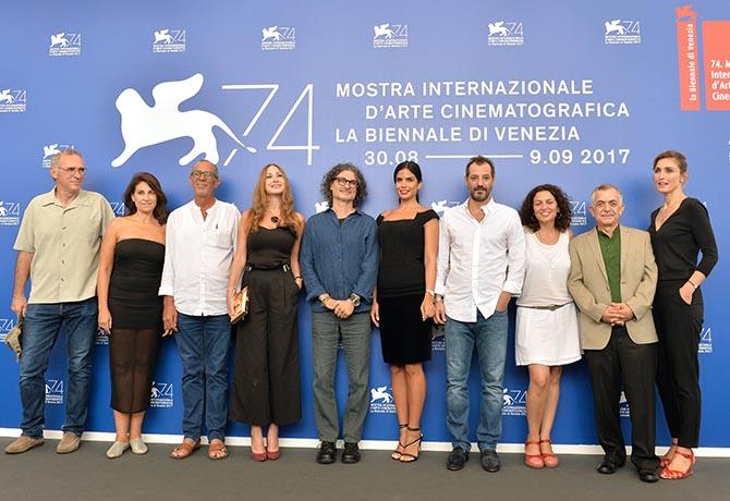 Venice Festival Film 74