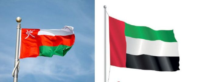 """670 """"width ="""" 670 """"height ="""" 269 """"/></p> <p>Emirati poet Ali Al Khawar presented the song """"Fakhr Shaabeen"""" on the occasion of the 48th National Day of the Sultanate of Oman.</p> <p>This song was composed by Khalid Nasser and distributed by Amr Abdel Aziz. And the songs of artists: Fayez Al-Saeed from the UAE, Salah Al-Zadjali from Oman, Maksaj m. Walid Al-Najjar, and supervision and coordination of director Hussein Salim.</p> <p><strong>This song says:</strong></p> <p>At the bay ceiling and people at bay, O high-chan</p> <p>I am the person and the people of Abu Sultan on Fuadah</p> <p>I sing for Dari, Expert and Rice in Amman</p> <p>It is Emirati's right to say its country</p> <p>Cousins, cousins, cousins, and cousins</p> <p>We have a proud history and pride</p> <p>I am Omani and say proudly that we are brothers and sisters</p> <p>Omani or Emirate .. A proud person and proud leadership</p> <p>Oman in the eyes of love .. and Nishan's love</p> <p>Oman is our country</p> <p>Oman and its people are good and Kabafa Wafa title ..</p> <p>For people who guide my heart and heart</p> <p>Wafa Oman Al Wafa for people from the UAE and for Abu Sultan</p> <p>Every day I renew my agreement with the love of his birthday</p> <p>We have given the Sultanate of Qaboos no matter what the agreement is</p> <p>And still what our precious love is … and increasing</p> <p>His Excellency Sheikh Mohammed bin Rashid Al Maktoum, Vice President and UAE Prime Minister and Ruler of Dubai, congratulated the people of Oman on their national day, at the expense of His Majesty on Twitter and also through the """"Enggram"""" website.</p> <blockquote class="""