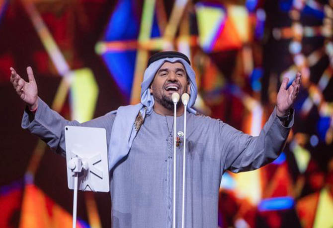 موقع بصراحة-موقع النجوم   – حسين الجسمي بحفل إستثنائي تاريخي في الكويت