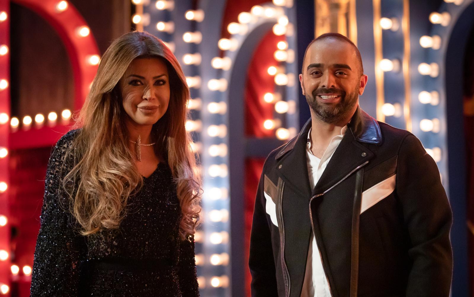 موقع بصراحة موقع النجوم نوال الزغبي ترفض الزواج من المذيع الكويتي حمد قلم